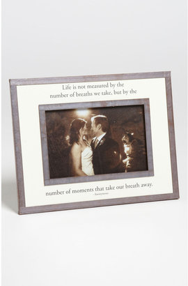 Ben's Garden 'Life Is Not Measured' Picture Frame