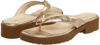Taryn Rose TR by Tara (Soft Gold) - Footwear
