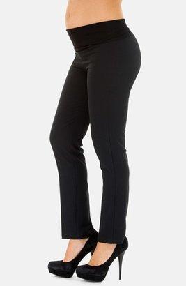 Olian Skinny Leg Maternity Pants