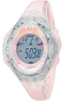 Speedo Women's SD50536BX UV Sensor Polyurethane Watch