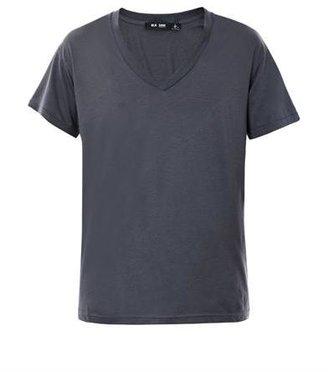 BLK DNM V-neck T-shirt