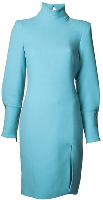 Ungaro funnel neck dress