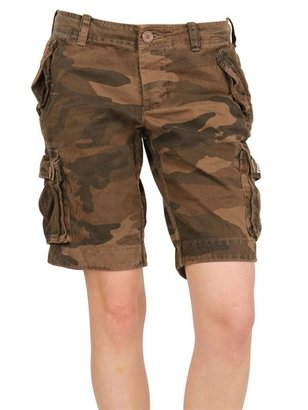 Superdry Cotton Cargo Shorts