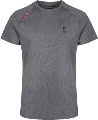 Luke 1977 Crunch Mrl Grey T-shirt