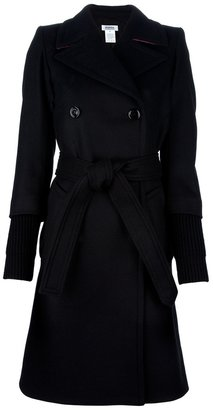 Sonia Rykiel Sonia By Belted Trench Coat