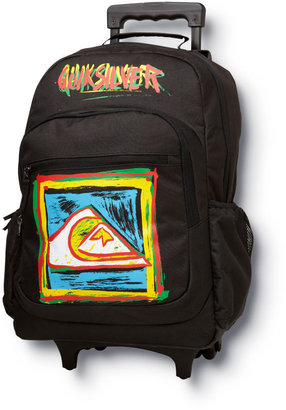 Quiksilver Boys 8-16 Hall Pass Roller Backpack