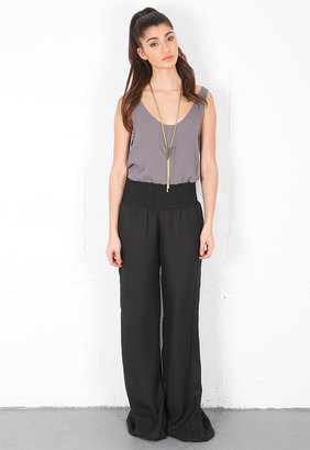 Singer22 Show Me Your Mumu Tipsy Pant in Black - by show me your Mumu