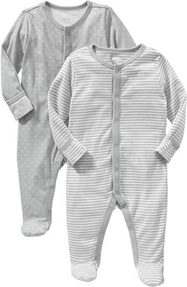Old Navy Patterned One-Piece 2-Packs for Baby
