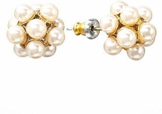 Lauren Conrad Cluster Stud Earrings
