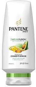 Pantene Nature Fusion Smoothing Conditioner with Avocado Oil
