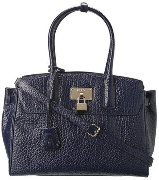DKNY Satchel (Navy) - Bags and Luggage