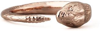 Pamela Love Serpent Ring, Rose Golden