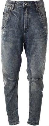 Diesel 'Fayza' tapered jean