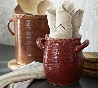 Pottery Barn Rustic Cucina Crocks