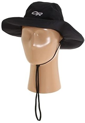Outdoor Research Seattle Sombrero (Black) Cold Weather Hats