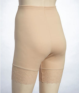 Flexees Fat Free Dressing Thigh Slimmer with Lace Shapewear