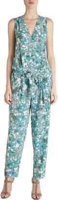 Thakoon Floral Jumpsuit