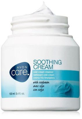 Avon Care Soothing Cream Cold Cream Cleanser
