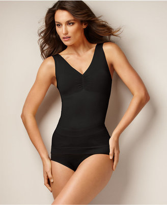 Maidenform Control It! Firm Control Shiny Seamless Camisole 12599