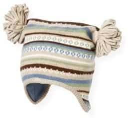 Janie and Jack Fair Isle Sweater Hat