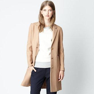 Beauty&youth United Arrows STEVEN ALAN X BEAUTY & YOUTH 3 button twill coat