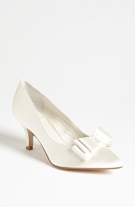 Women's Menbur Bow Pump $134.95 thestylecure.com