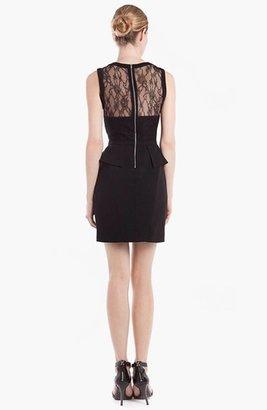 Sandro 'Respect' Peplum Dress