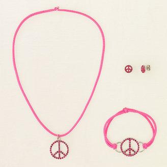 Children's Place Peace jewelry set