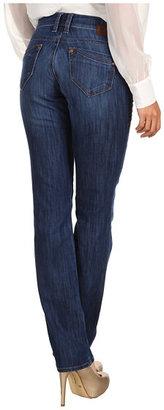 Mavi Jeans Molly Mid-Rise Straight in Mid Kensington