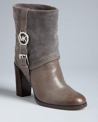 MICHAEL Michael Kors Booties - Fulton High Heel