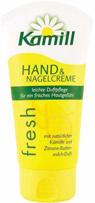 Kamill Fresh Hand and Nail Cream by 75ml Moisturizer)