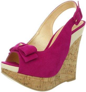 Luichiny Women's El La Wedge Sandal