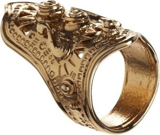 Bidermann Bronze Mharaja Ring