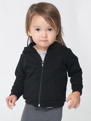 American Apparel Infant California Fleece Zip Hoodie