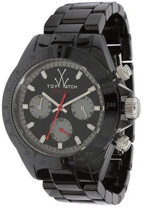 Toy Watch USA ToyWatch USA - Ceramica Chronograph (Black) - Jewelry