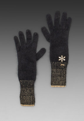 Juicy Couture Angora Gloves