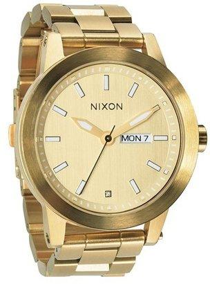 Nixon 'The Spur' Bracelet Watch, 42mm