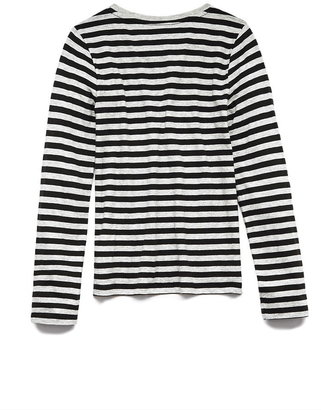 Forever 21 Girls Everyday Striped Top (Kids)