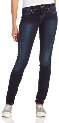 YMI Jeanswear Juniors Cargo Jegging Jean Legging
