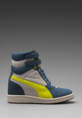 Puma by Mihara My-66 LC Sneaker in Blue Shadow/Moonbean