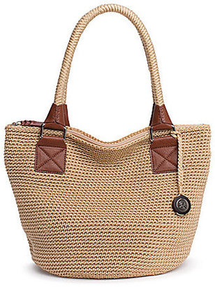 The Sak Cambria Crochet Tote