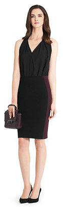 Diane von Furstenberg Panel Marta Pencil Skirt