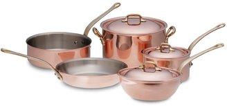 Mauviel 1830 Copper 8-Piece Cookware Set