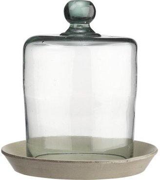 Crate & Barrel Small Bell Jar