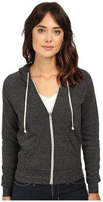 Alternative Adrian Hoodie (Eco Black) Women's Sweatshirt