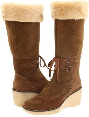 La Canadienne Viola (Tan Suede) - Footwear