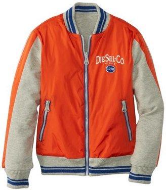 Diesel Big Boys' Jixxo Reversible Jacket