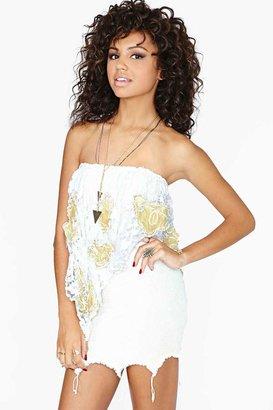 Nasty Gal Capri Lace Dress