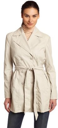Karen Kane Women's Faux Leather Jacket