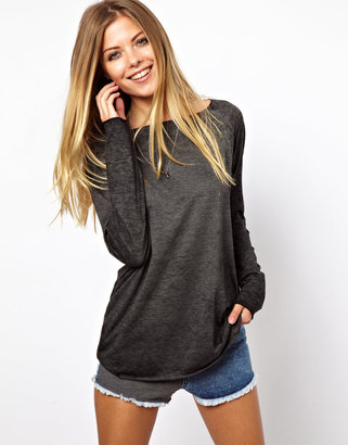 Asos Deconstructed Top with Long Sleeve